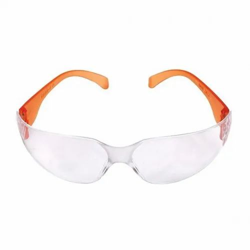 Clear SPROTECTION Anti Fog Safety Goggles, Model Number: Sp-sav3