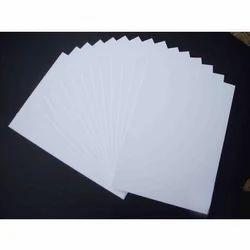 White Back Duplex Board