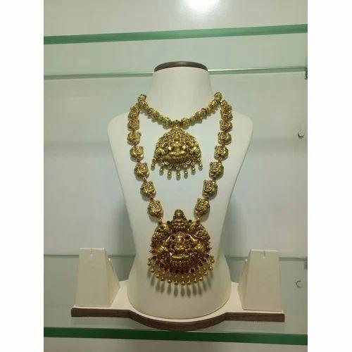 Jewellery Stand Designs : Designer necklace display stand नेकलेस स्टैंड हार