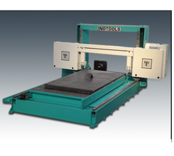 Steel Slab Plate Slicing Bandsaw Machine