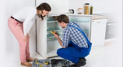 Refrigerator Repairing Service, Automation Grade: Fully Automatic, Industrial