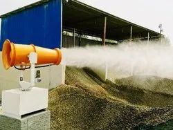 Anti smog Gun for dust suppression system