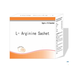 L Arginine Sachet