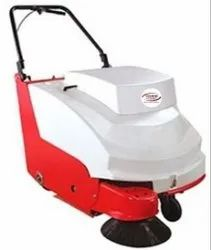 Battery Operated Walk Behind Sweeper- TWS 680