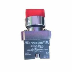 Teknic Selector Switch, Number Of Switch Positions: 5 to 8