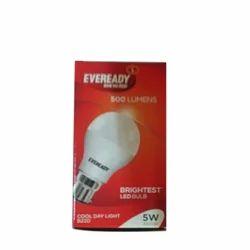 Cool Daylight 5 Watt LED Bulb