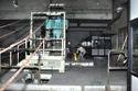 Bronze casting machine