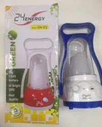 24 Energy Rechargeable lamp