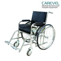 Carevel Non Folding Wheel Chair