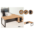 Director Wooden Office Table