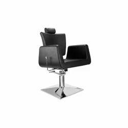 8168 Black Salon Chair