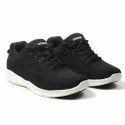 Sagma Sports Sagma Men Black Breathable Running Shoes, Size: 10