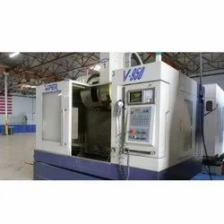 Used & Old Viper Vertical Machine Center