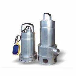 3-8 Mtr. Single Phase Oswal Stainless Steel Submersible Sewage Pump