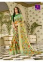 Shangrila Jaipuri Linen Vol-2 Printed Saree