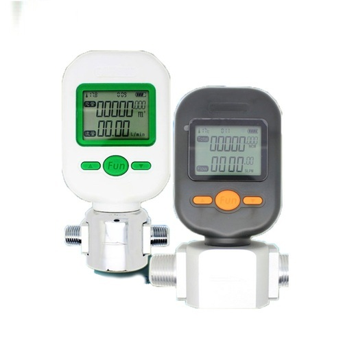 charun digital gas flow meter display local remote. Black Bedroom Furniture Sets. Home Design Ideas