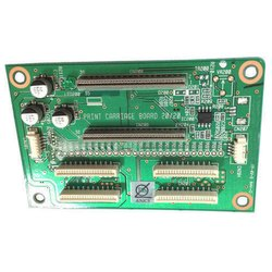 Wit Color 3312 Head Carriage Board
