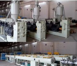 HDPE Pipe Production Extrusion Line (SJ65)
