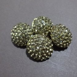 Golden Fancy Buttons, For Ladies Kurti's