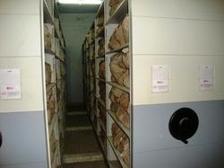 Mobile Rack Storage System