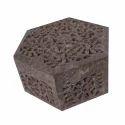 Handmade Soapstone Box