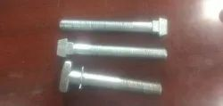 T Bolt Bsw Crusher Bolts, For Vibrators