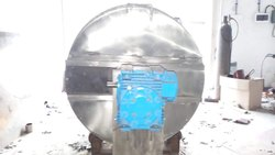 STAINLESS STEEL CHEMICAL REATOR
