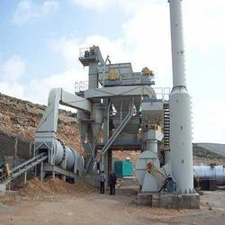 Apollo Stationary Asphalt Hot Mix Plant
