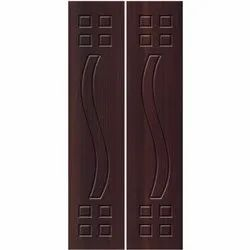 Exterior Hinged G29 Regular Series Plywood Door, Thickness: 30 Mm, Dark Brown
