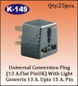 K-149 Universal Conversion Plug