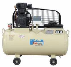 3hp Air Compressor, Maximum Flow Rate: 51 - 120 Cfm