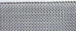 Twilled Weave Wire Mesh Weaves