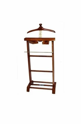 Wooden Coat Hanger Stand For Office Rs