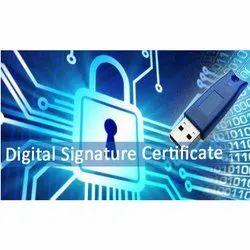 Digital Signature Certificate Class-2 & 3