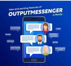 Output Messenger Software