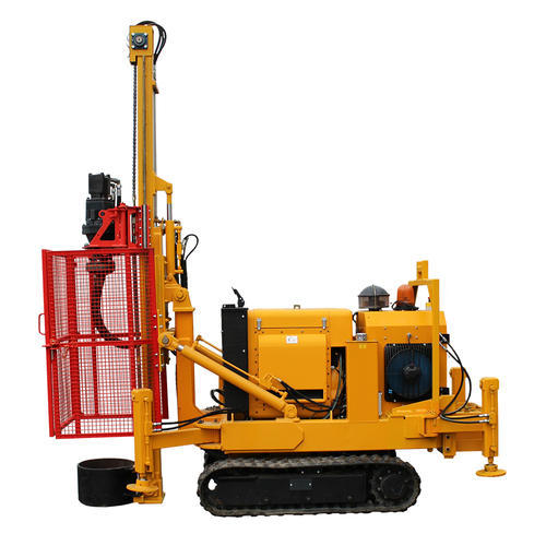 Mini Piling Machine