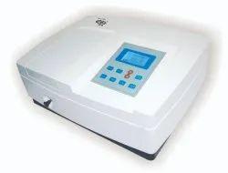 Advance Single Beam Microprocessor UV-VIS Spectrophotometer