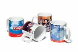 Ceramic Mug Printing, Dimension / Size: 110z