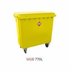 770 Liter Wheeled Bin