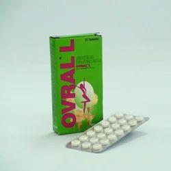 Ovral L Tablet