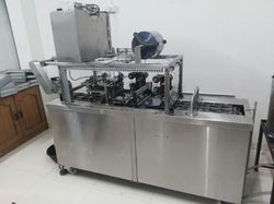 1200 CPH Automatic Cup Filling and Sealing Machine