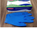 Blue Medical Examination Gloves