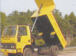 Tipper Trucks in Kolkata, West Bengal | Get Latest Price