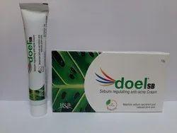 Doel Sb Sebum Regulating Anti-Acne Cream
