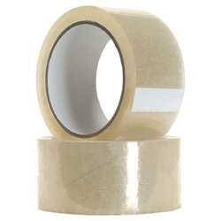 Transparent BOPP Tapes, Thickness: 40 Micron