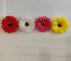 National Decoration Silk Artificial Gerbera Flowers