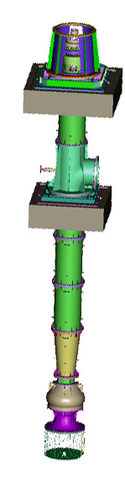 Vertical Turbine Pump VT