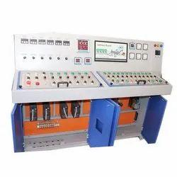 Three Phase Hot Mix Plant Control Panel
