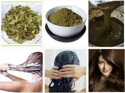 Brown Henna Powder Without Ammonia