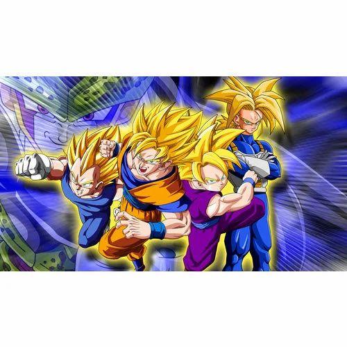 Hd Dragon Ball Gt Wallpaper
